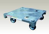 重量物搬送用メッキ台車