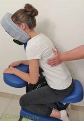 Massage assis Amma