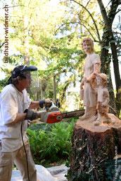 Bester Holzschnitzer