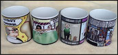 My Cartoon Mugs