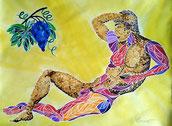 Dionysos im Rausch