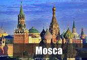 Escursioni Mosca