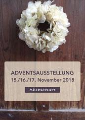Druckatelier46 Mülchi - Gestaltung Karte Blumenart, Messen - Vorderseite