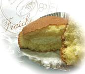 ハイジ・特製クリームのふわふわケーキ