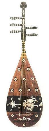 2) 正 倉 院 の 琵 琶 - nihonb...