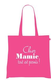 sac pour mamie