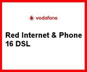 DSL 16000 Internet Anschluss von Vodafone