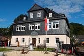 Das Alte Forsthaus in der Marktgölitzer Straße: Heimatmuseum und Vereinsheim zugleich.
