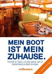 Wer dagegen ganz an Bord leben möchte, sollte sich mit seinem ersten Buch befassen, denn neben der Küste gibt es in Deutschland Liegeplätze auf einem 7800 Kilometer langen Wasserstraßennetz.
