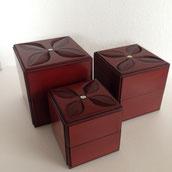 鎌倉彫小箱 13の箱|鎌倉漆工房いいざさ
