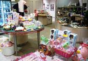 多治見本町オリベストリートの土産物店「PRセンター」 Tajimi Honmachi Oribe Street
