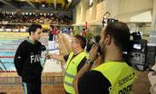 Campeón de España 100  y 200 espalda Dic 2010 (Madrid)