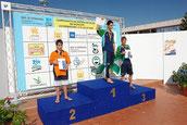 Campeón de España 100 espalda Jul 2008 (Mérida)