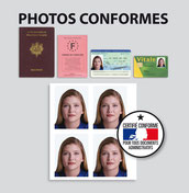 Photo d'identité Passeport Visa