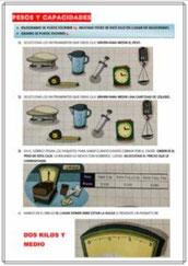 Medidas de peso