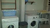 lave linge et sèche linge