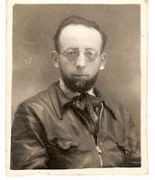 Pierre Virlogeux à la veille de son arrestation