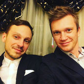 Дуэт ДАбро ведущие Андрей и Степан Новороссийск