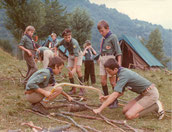 Campo Estivo Durlo 1976