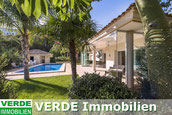 Villa in Altea, präsentiert von VERDE Immobilien