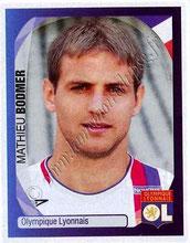 N° 223 - Mathieu BODMER (2007-08, Lyon > 2010-Jan 2013, PSG)