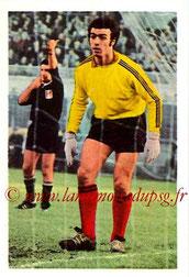 N° 199 - Daniel BERNARD (1972-73, Rennes > 1977-78, PSG)