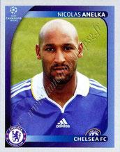 N° 245 - Nicolas ANELKA 1995-97 et 2000-02, PSG > 2008-09, Chelsea, GBR)