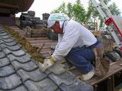 屋根工事 断熱の変わりに土