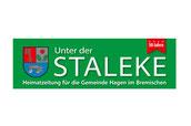 UNTER DER STALEKE Heimatzeitung für die Gemeinde Hagen im Bremischen