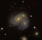 Arp 272 NGC 6050 IC 1179
