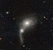 Arp 106 NGC 4211
