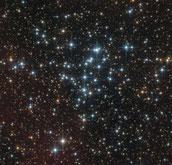NGC 6866 kite cluster