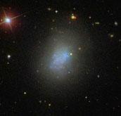 Arp 234 NGC 3738