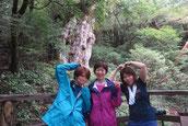 東京から屋久島へ親子でご参加(8月の縄文杉1泊ガイドツアー)