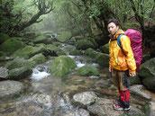 6月に長野から18歳ひとり旅で屋久島へ(縄文杉1泊ガイドツアーにて)