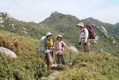 4月の女性参加限定プランで屋久島・宮之浦岳縦走ガイドツアーへ。