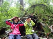 6月に東京から女性ひとり旅同士で、屋久島・宮之浦岳縦走ガイドツアーへ