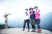 太鼓岩,絶景,白谷雲水峡,リバーカヤック,屋久島,半日,ガイドツアー