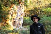 5月に大阪から屋久島へ。縄文杉1泊ガイドツアーにて。