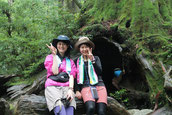 7月に埼玉から屋久島へ。縄文杉1泊ガイドツアーへ。
