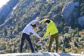 10月に新婚旅行で屋久島・宮之浦岳縦走ガイドツアーへ。