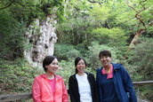 5月屋久島に女性3名様貸切で縄文杉1泊ガイドツアーへ