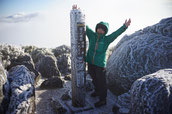 12月百名山制覇へ屋久島・宮之浦岳縦走ガイドツアーへ。