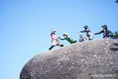 太鼓岩,白谷雲水峡,リバーカヤック,屋久島,半日,ガイドツアー