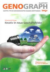 GENOGRAPH 7/2017 – Schwerpunkt Energie – Energienetz Südwest der MEG