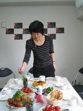 桐木 陽子 Yoko Kiriki