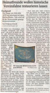 Bild: Seeligstadt Chronik 2008