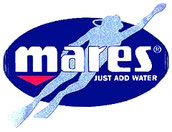 Mares dive Watches and Diving Equipment