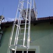 Vertical ladders
