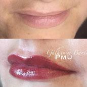 Lippenkorrektur inkl.Kontur&Schattierung